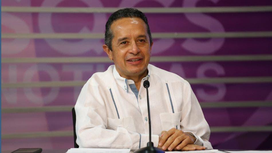 No habrá nuevos impuestos, ni incremento a los vigentes, que afecten a los quintanarroenses: Carlos Joaquín
