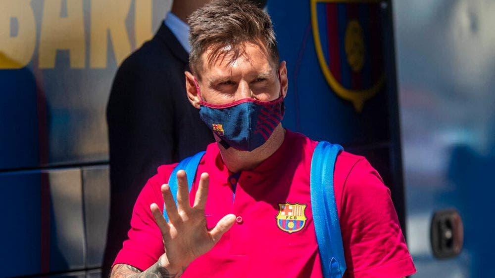 Una vez más, Messi 'amenaza' con irse del FC Barcelona