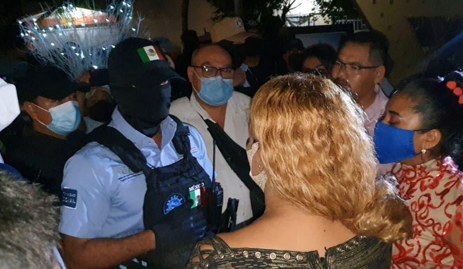 ¡Se acabó la fiesta! Ejercito suspende megafiestón en plena pandemia