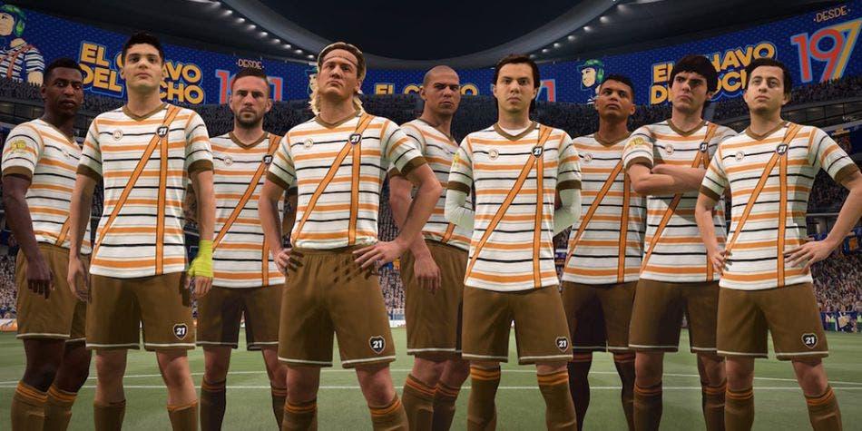 El 'Chavo del 8' llega a FIFA 21