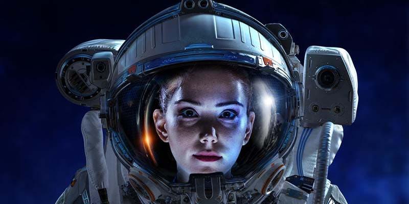 Las mujeres se van a la superficie lunar