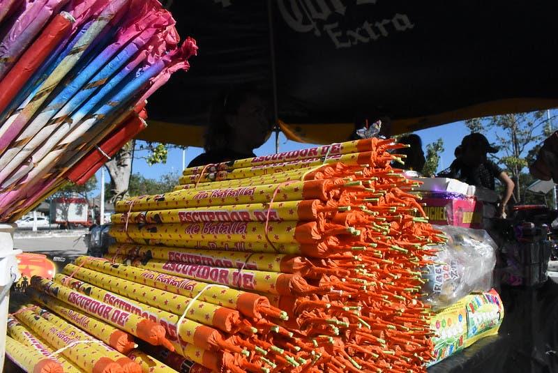 Inicia la supervisión en puntos de venta de pirotecnia autorizados en Yucatán
