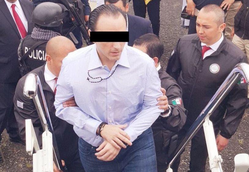 Suma el exgobernador Roberto Borge otro proceso en su contra.
