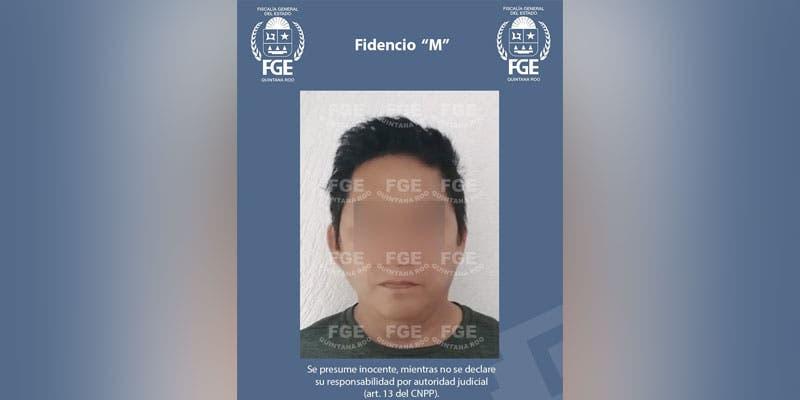 Detienen a presunto violador en Playa del Carmen.