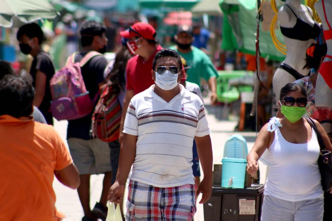 En Cancún bajarán al 30% la operación de los tianguis.