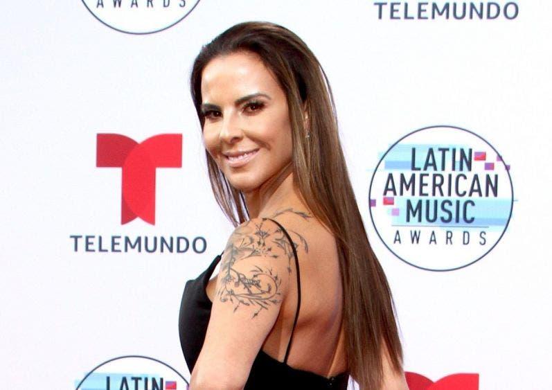 """Kate del Castillo producirá y protagonizará """"Cold, dead hands"""""""