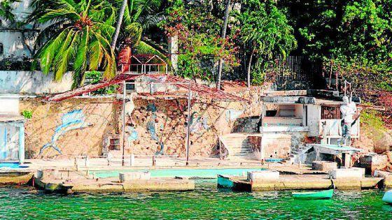 Tiktokers difunden imágenes de la casa abandonada de 'Cantinflas'