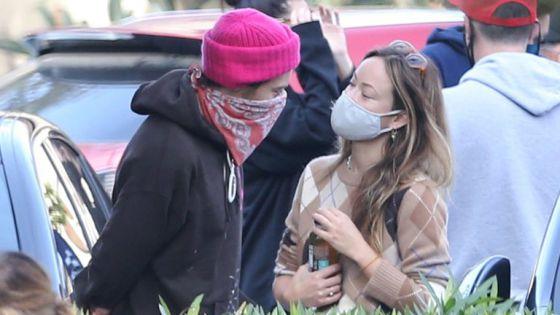Olivia Wilde y Harry Styles derrochan amor en paseo por California