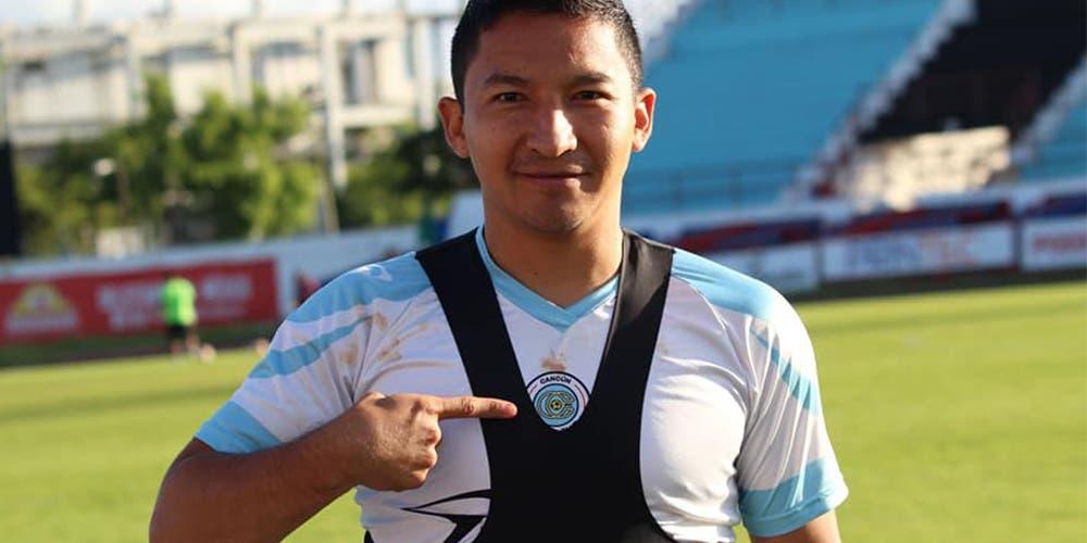 César Villaluz llega como refuerzo a Cancún FC