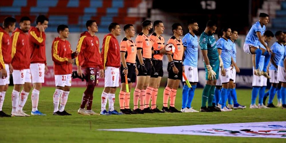 Cancún FC no levanta y cae ante Morelia como local
