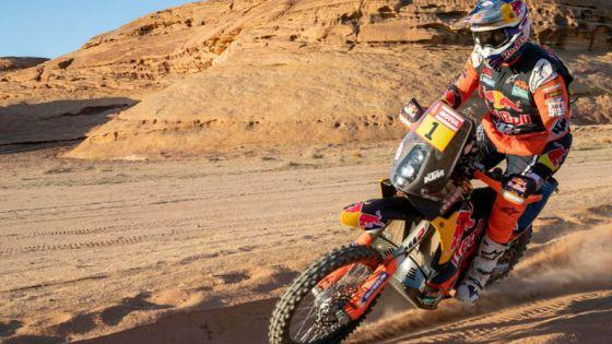 Piloto del peligroso Rally Dakar queda en coma inducido