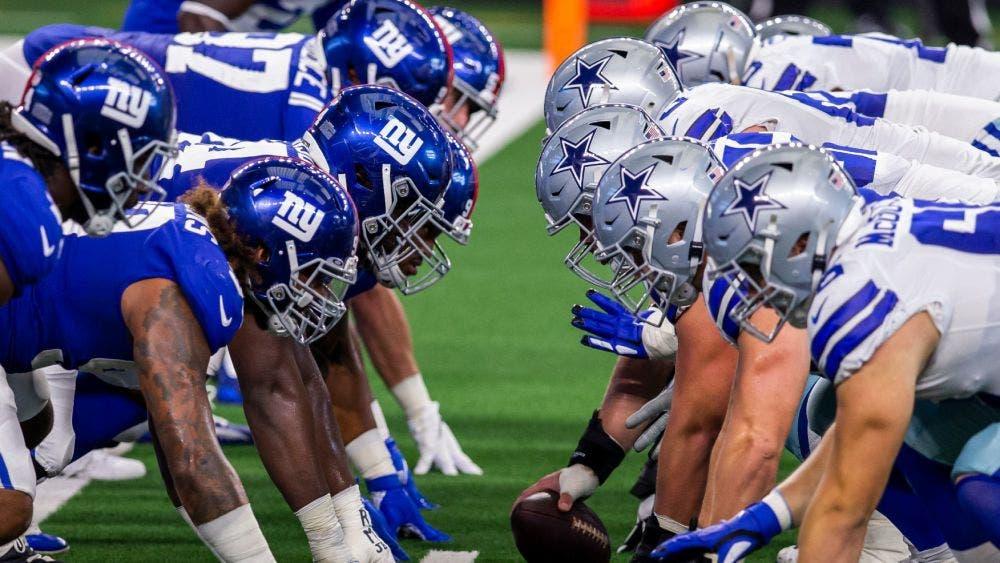NFL: Giants elimina a Cowboys y suma 25 años sin ganar el SB