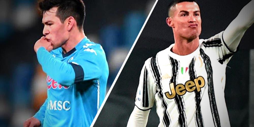 Juventus vs Napoli (horario y transmisión México)