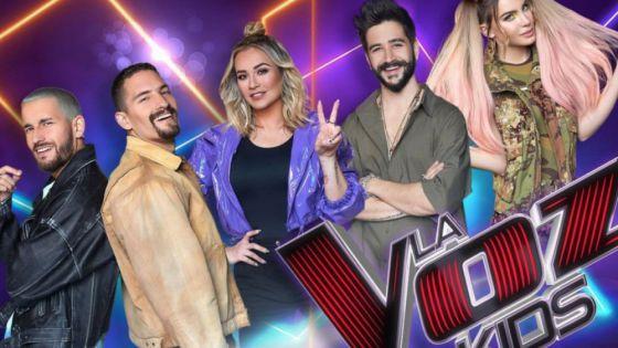 """TV Azteca presenta a los coaches de """"La Voz Kids"""""""