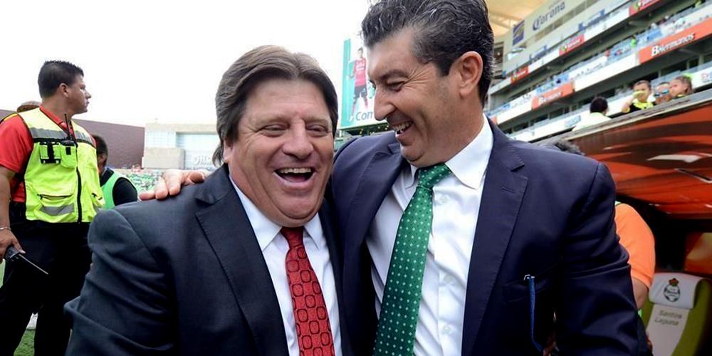 Liga MX: ¿Piojo Herrera y Chepo de la Torre al mismo equipo?