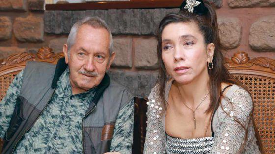 Bella de la Vega comparte foto de José Ángel García en el ataúd