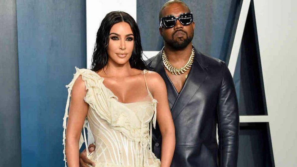 Kim y Kanye Westen en trámites de divorcio