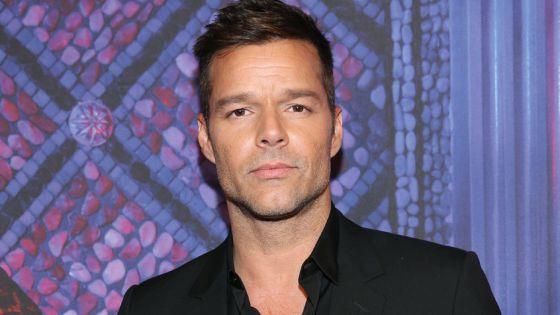 Ricky Martin se pronuncia contra Trump por disturbios en el Capitolio