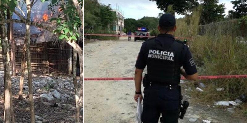 Comando armado perpetra ataque en colonia de Playa del Carmen.