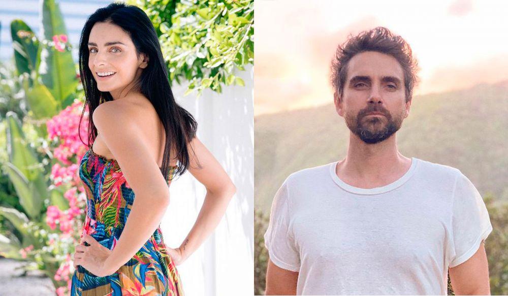 Aislinn Derbez responde a romántico mensaje de Jesh de Rox
