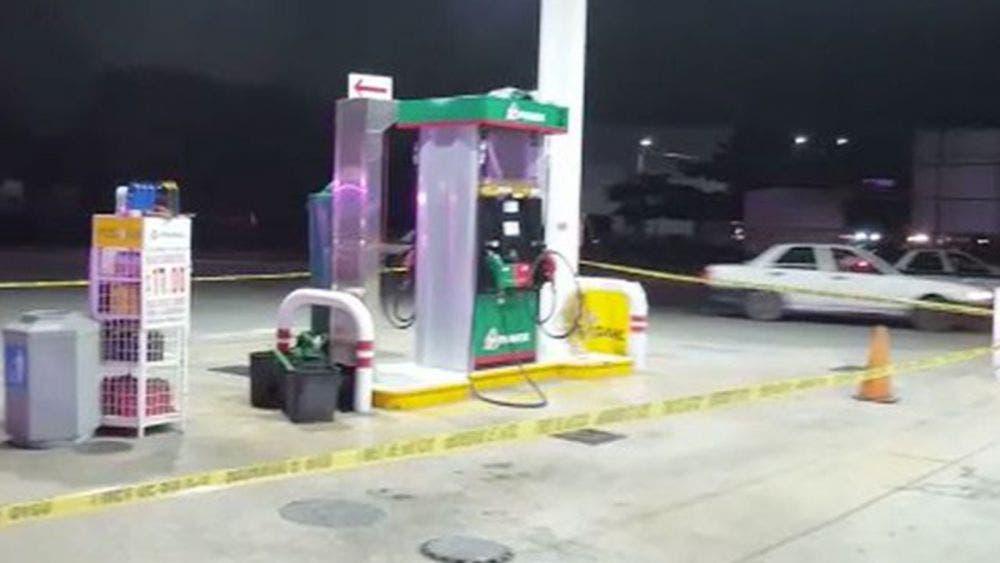 Sujetos armados asaltan gasolinera en Bacalar