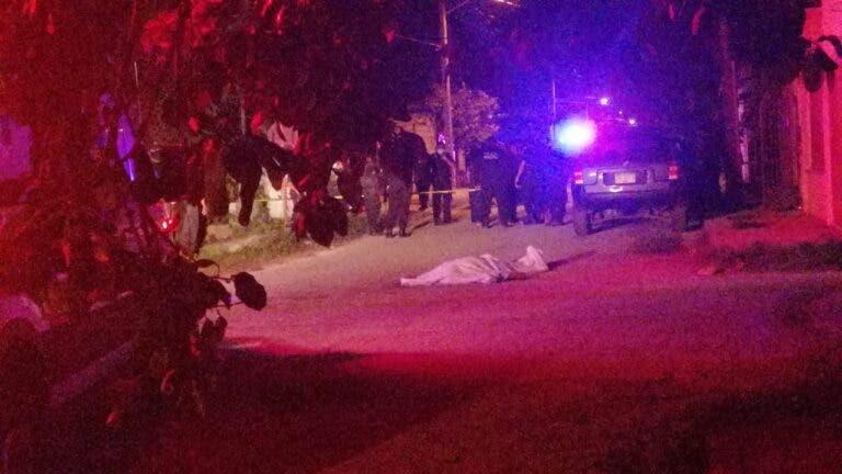 Asesinan a puñaladas a un sujeto en los primeros minutos del 2021 en Kanasín