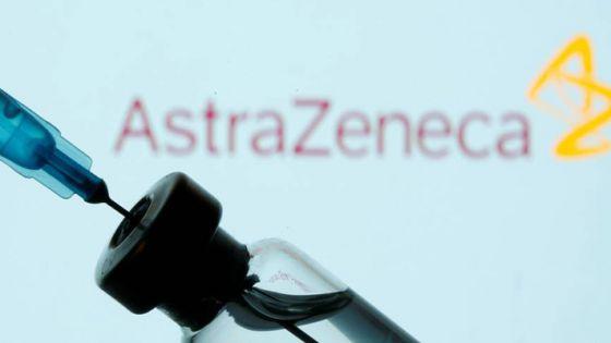 Envían a México activo de vacuna de AstraZeneca