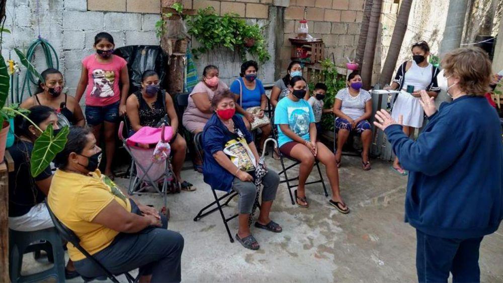 Gobierno de Puerto Morelos no baja la guardia en la atención a las mujeres