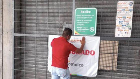 Clausuran un Aurrerá en Jalisco por operar con empleados enfermos de Covid-19