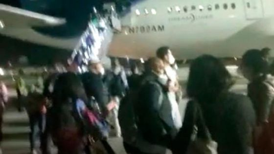 Video: Accidente durante despegue de avión de Aeroméxico en Cancún
