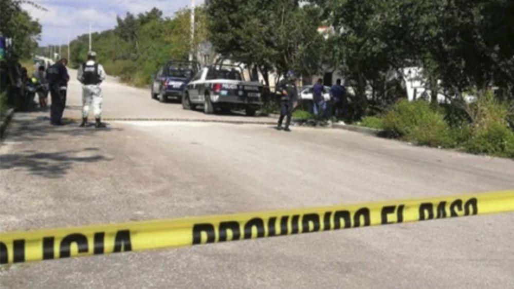 Dejan brazo humano cercenado en casa de Puerto Aventuras
