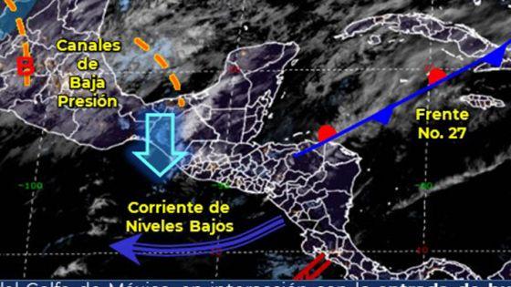 Clima: Pronóstico del tiempo para hoy domingo 17 de enero.