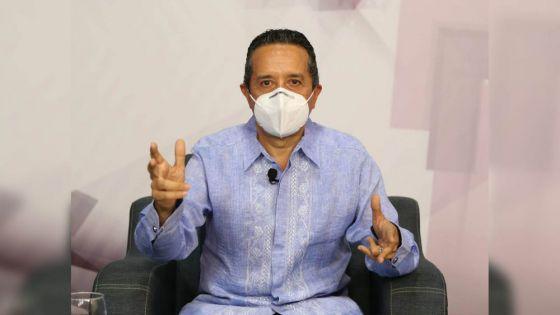 Para regresar a espacios de normalidad necesitamos cuidarnos y cuidarnos bien: Carlos Joaquín