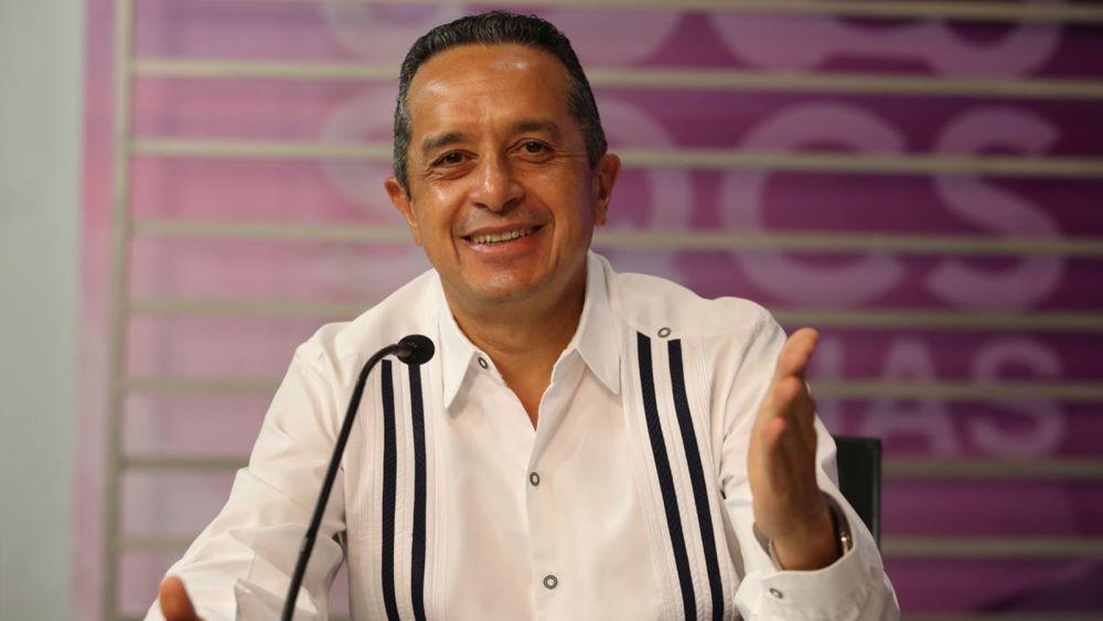 Quintana Roo aplica estrategia de pruebas de antígeno para que los turistas regresen con bien a casa: Carlos Joaquín