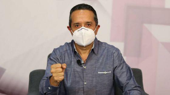 Tenemos incremento de contagios y es señal de alerta: Carlos Joaquín