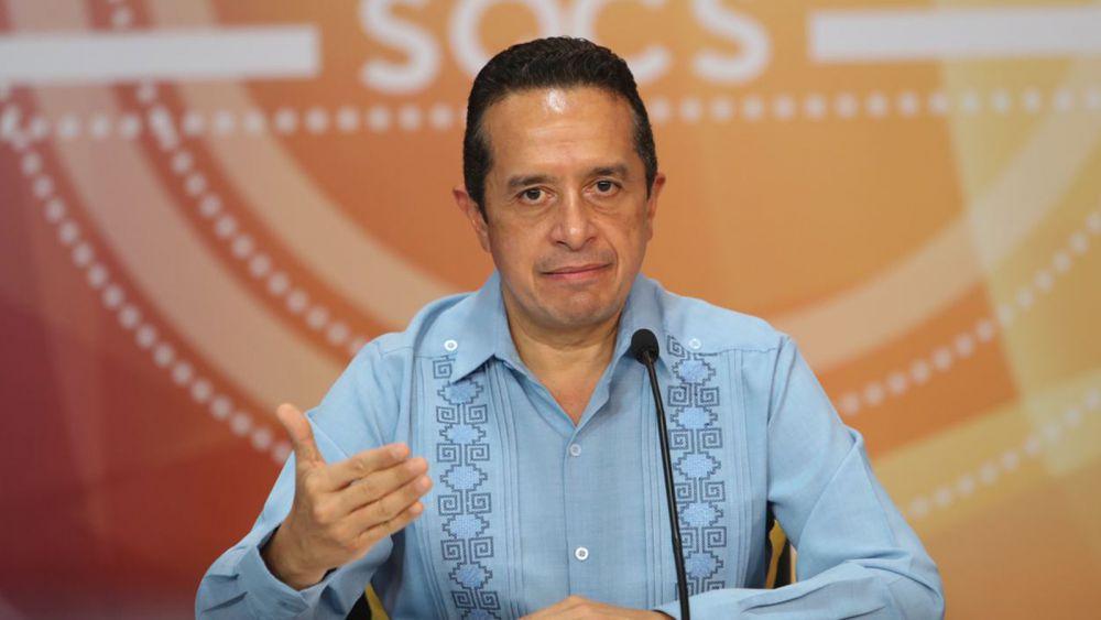 Quintana Roo se prepara para recuperarse como potencia turística de AL durante el 2021: Carlos Joaquín