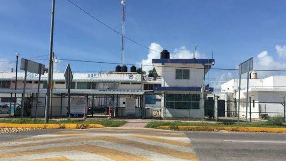 Cambian a director del Cereso de Chetumal
