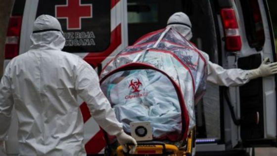 Ya son 136 mil 917 muertos por coronavirus en México