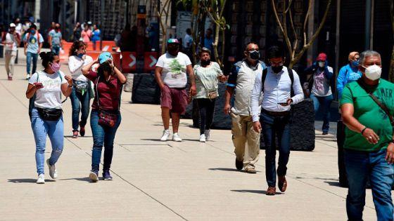 Ya son 140 mil 241 muertos por coronavirus en México