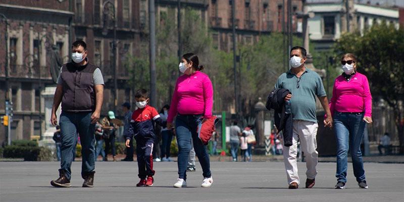 Ya son 140 mil 704 muertos por coronavirus en México
