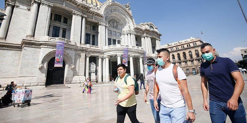 Ya son 147 mil 614 muertos por coronavirus en México