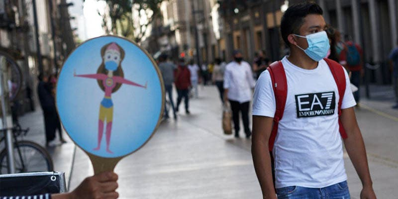Ya son 149 mil 084 muertos por coronavirus en México