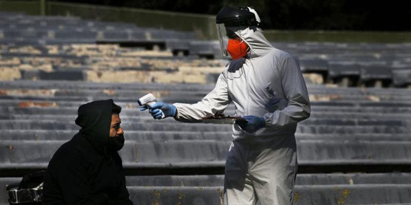 Ya son 150 mil 273 muertos por coronavirus en México