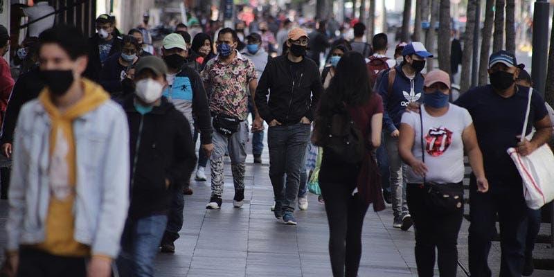 Ya son 158 mil 536 muertos por coronavirus en México