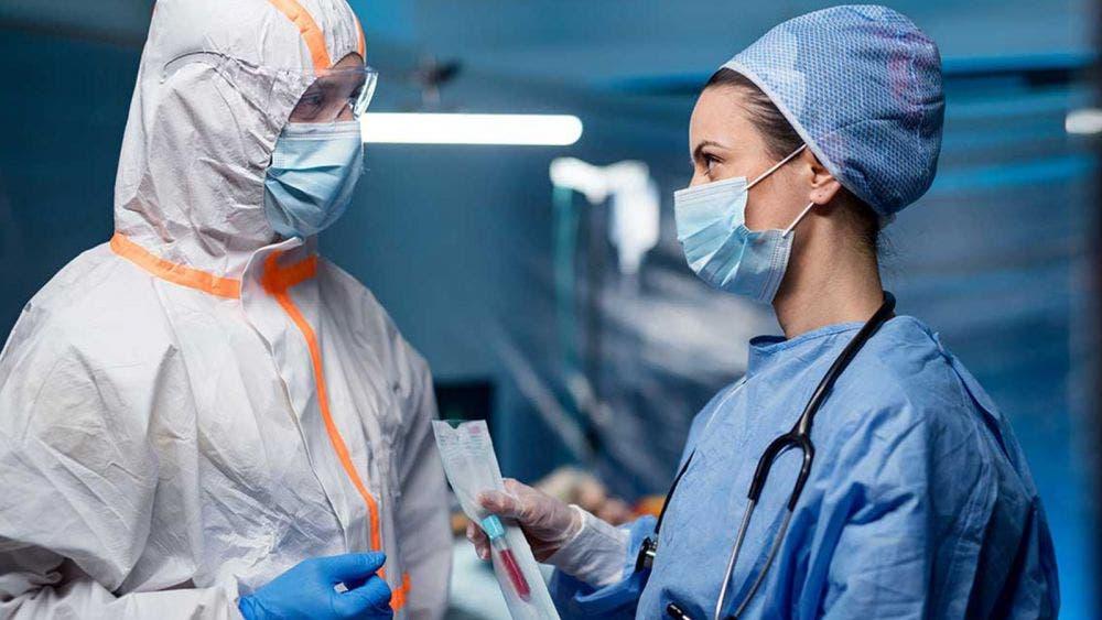 Esposos y además médicos mueren de Covid-19 en el mismo día
