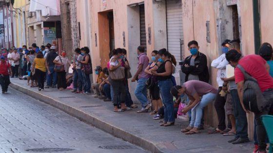 Reportan 101 nuevos contagios de Covid-19 y 8 fallecidos en Yucatán
