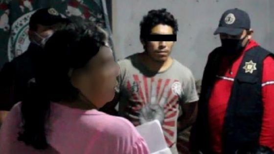 Detienen a sujeto por el asesinato de un señor el 31 de diciembre en Kanasín