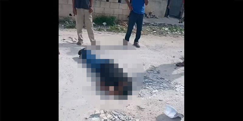 Asesinan a sujeto en la colonia Las Pencas de Cancún.