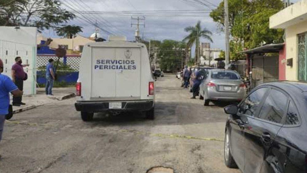 Tarde de ejecutados en Cancún, dos víctimas en distintos lugares