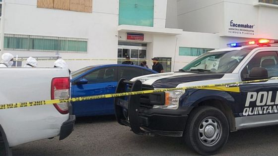 Con ráfaga de balazos, ejecutan a extranjero en Cancún